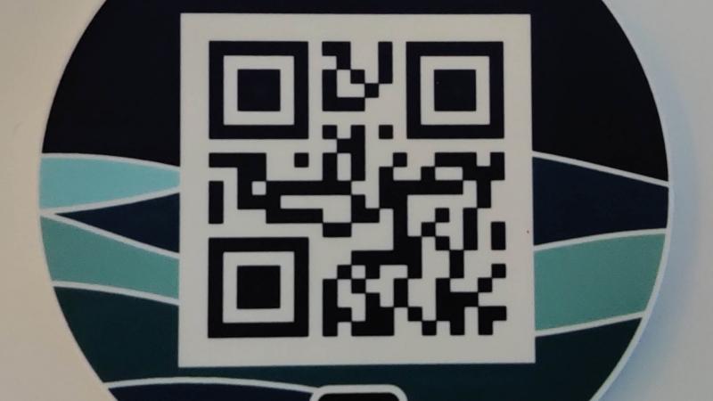 compagnon de visite QR Code