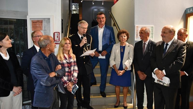 Vernissage de l'exposition « Fortune à Bord ! Chronique de la Jeanne-Élisabeth »